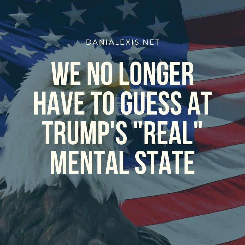 trump has dementia