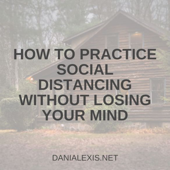 how to social distancing