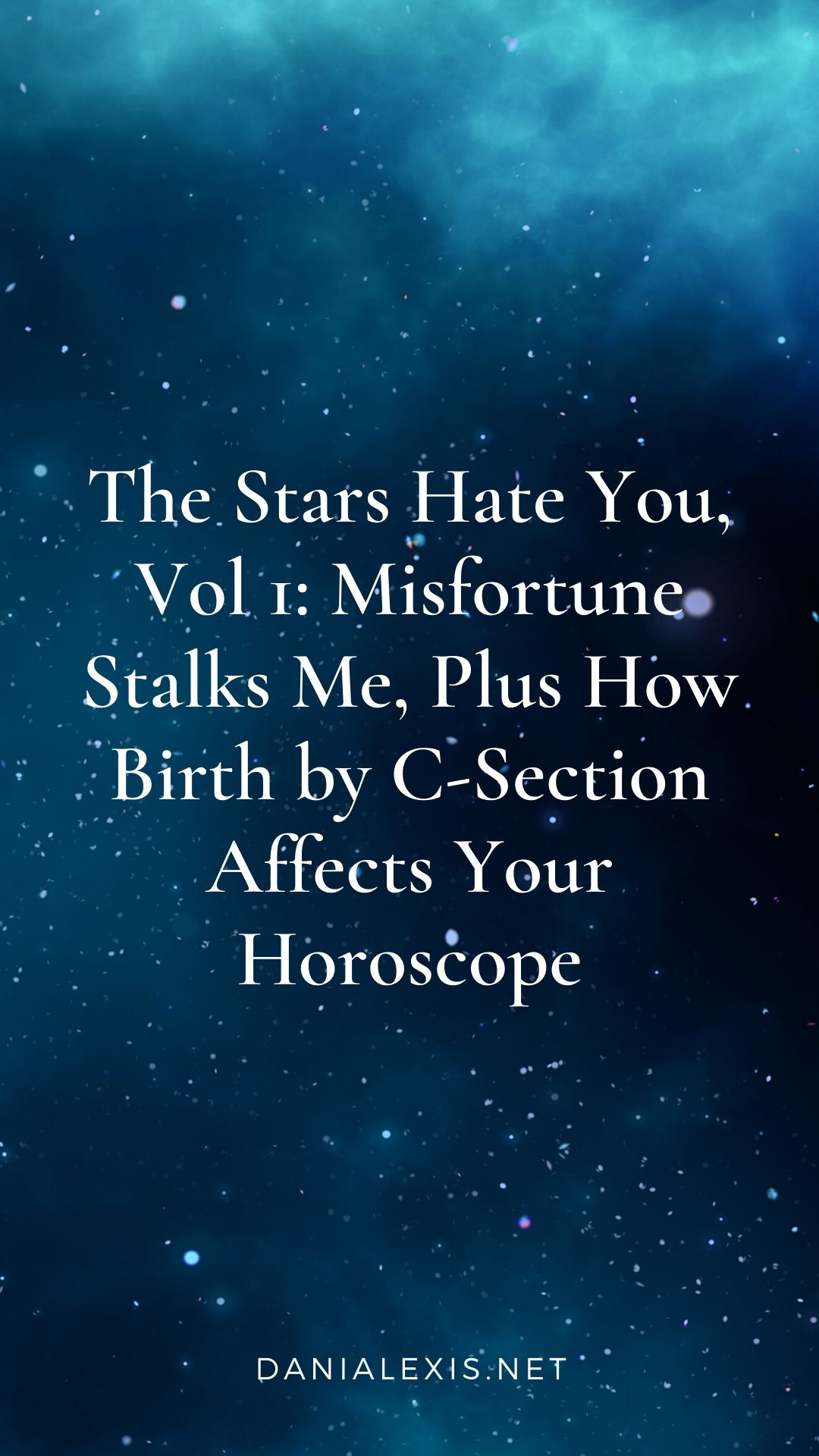 the stars hate you 1